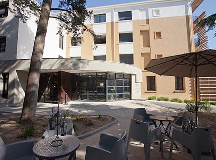 Etablissement d'Hébergement pour Personnes Agées Dépendantes - 34090 - Montpellier - Emera EHPAD Résidence Retraite Maisonnées Lavalette