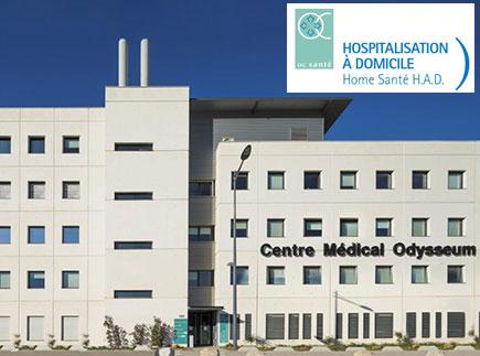 Hospitalisation A Domicile (HAD) - 34000 - Montpellier - HAD Home Santé