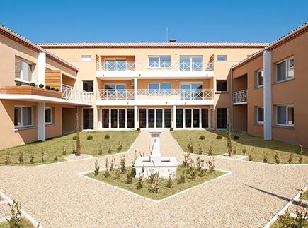 Résidences avec Services - 34410 - Sérignan - Korian La Villa Mozart