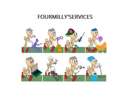 Services d'Aide et de Maintien à Domicile - 34270 - Saint-Mathieu-de-Tréviers - Fourmilly'Services