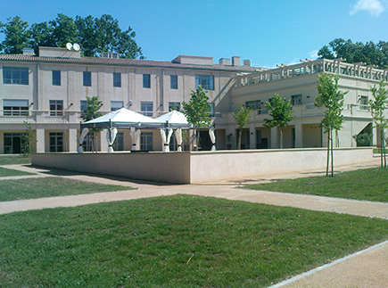 Etablissement d'Hébergement pour Personnes Agées Dépendantes - 34150 - Aniane - EHPAD Les Jardins d'Aniane