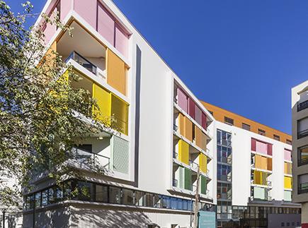 Etablissement d'Hébergement pour Personnes Agées Dépendantes - 34000 - Montpellier - EHPAD Les Glycines