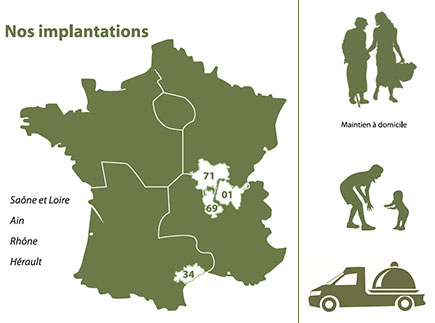 Services d'Aide et de Maintien à Domicile - 69400 - Villefranche-sur-Saône - Home Libre Service