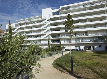 Résidences avec Services - 34500 - Béziers - Résidence Seniors des Poètes