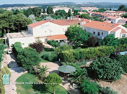 Centre de Soins de Suite - Réadaptation - 34540 - Balaruc-les-Bains - Clinique Plein Soleil