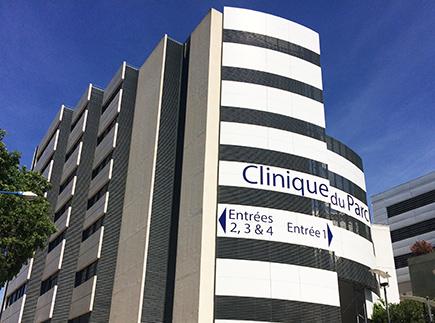 Clinique - Polyclinique - 34170 - Castelnau-le-Lez - Clinique du Parc