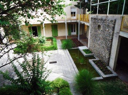 Etablissement d'Hébergement pour Personnes Agées Dépendantes - 34190 - Ganges - EHPAD L'Accueil