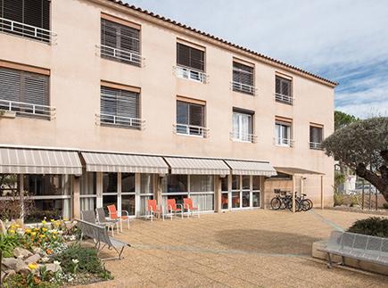 Etablissement d'Hébergement pour Personnes Agées Dépendantes - 34400 - Lunel - Korian Les Meunières