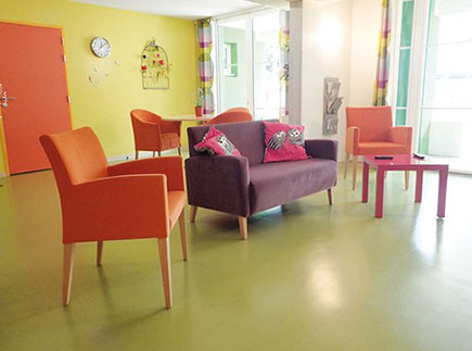 Etablissement d'Hébergement pour Personnes Agées Dépendantes - 34530 - Montagnac - EHPAD L'Oustalet (Groupe ACPPA)