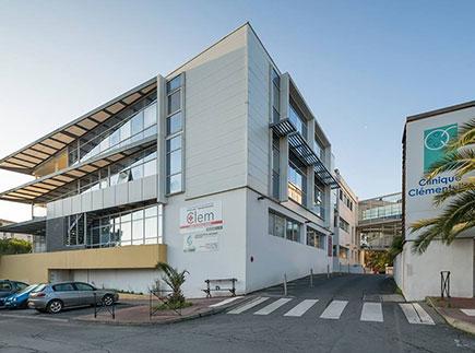 Clinique - Polyclinique - 34070 - Montpellier - Clinique Clémentville