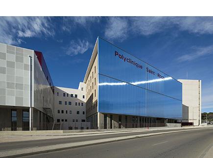 Clinique - Polyclinique - 34075 - Montpellier - Polyclinique Saint-Roch