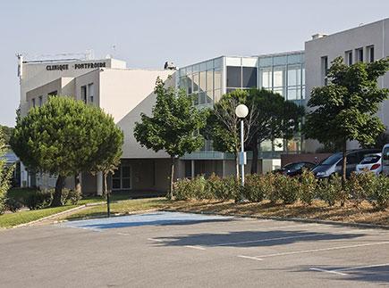 Centre de Rééducation et Réadaptation Fonctionnelle - 34097 - Montpellier - Clinique Fontfroide
