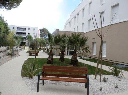 Etablissement d'Hébergement pour Personnes Agées Dépendantes - 34097 - Montpellier - EHPAD Résidence Les Monts d'Aurelle
