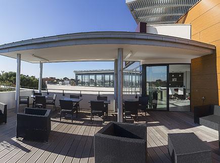 Résidences avec Services - 34000 - Montpellier - Les Terrasses des Glycines - Résidence Sénior