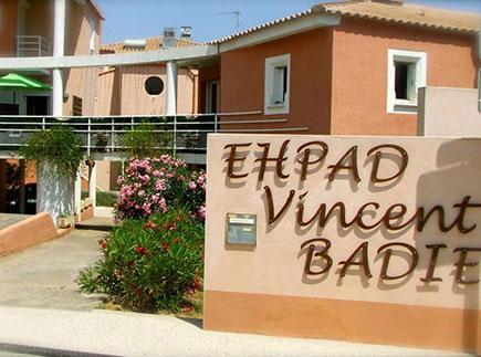 Etablissement d'Hébergement pour Personnes Agées Dépendantes - 34230 - Paulhan - EHPAD Vincent Badie