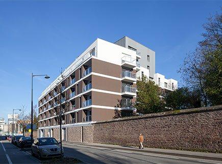 Résidences avec Services - 35000 - Rennes - Espace et Vie Rennes La Mabilais, Résidence avec Services
