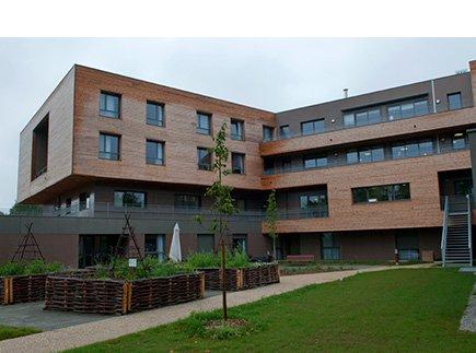 Maison de Retraite Médicalisée - 35470 - Pléchâtel - EHPAD Fondation Partage et Vie - Résidence Père Brottier