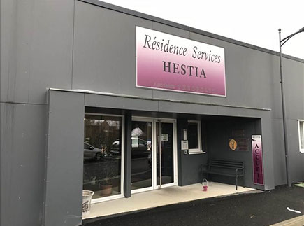 Résidences avec Services - 36320 - Villedieu-sur-Indre - Association Théopolis - Résidence Hestia