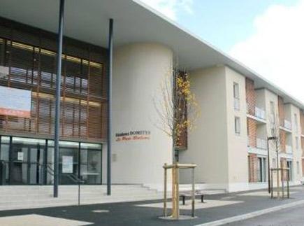Résidences avec Services - 36000 - Châteauroux - Domitys Le Parc Balsan - Résidence avec Services