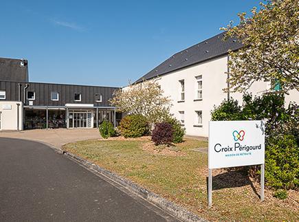 Etablissement d'Hébergement pour Personnes Agées Dépendantes - 37540 - Saint-Cyr-sur-Loire - Korian la Croix Périgourd