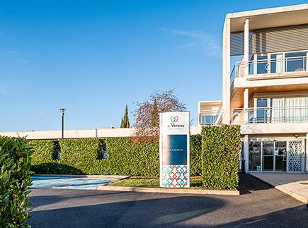 Etablissement d'Hébergement pour Personnes Agées Dépendantes - 37550 - Saint-Avertin - Korian Le Vencay