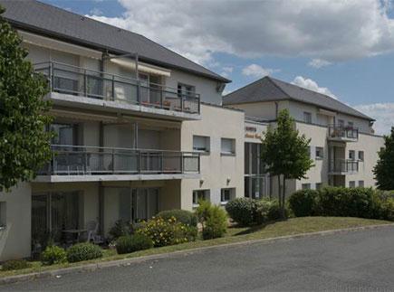 Résidences avec Services - 37230 - Fondettes - Domitys Le Clos de la Cheminée Ronde - Résidence avec Services