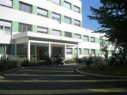 Etablissement d'Hébergement pour Personnes Agées Dépendantes - 37130 - Chambray-lès-Tours - EHPAD Résidence du Parc