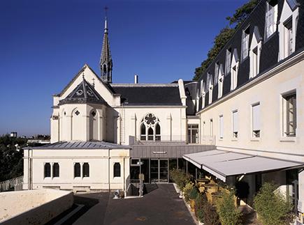 Etablissement d'Hébergement pour Personnes Agées Dépendantes - 37100 - Tours - EHPAD Résidence Choiseul