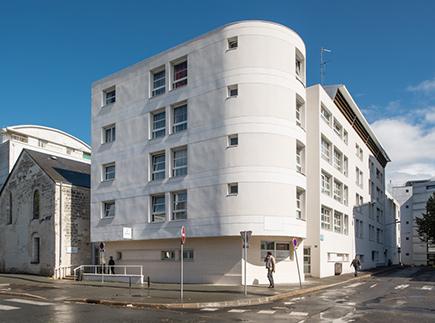 Etablissement d'Hébergement pour Personnes Agées Dépendantes - 37000 - Tours - Korian Les Amarantes