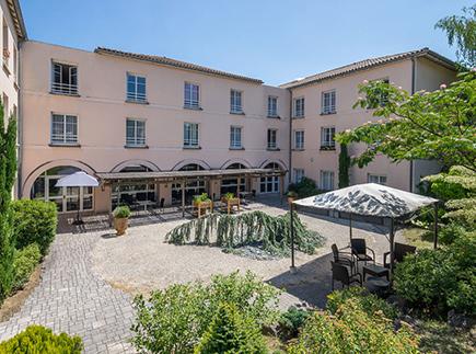 Etablissement d'Hébergement pour Personnes Agées Dépendantes - 38200 - Jardin - Korian Villa Ortis