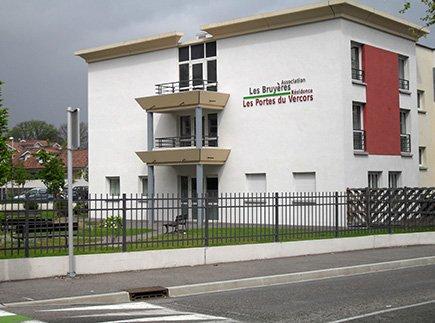 Etablissement d'Hébergement pour Personnes Agées Dépendantes - 38360 - Sassenage - EHPAD Résidence Les Portes du Vercors LBA