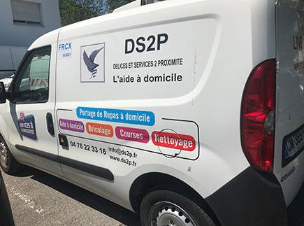 Services d'Aide et de Maintien à Domicile - 38170 - Seyssinet-Pariset - DS2P DéliceS et ServiceS 2 Proximité