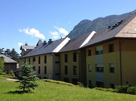 Centre de Consultation et de Soins Spécialisés - 38134 - La Sure en Chartreuse - Centre de Pneumologie Henri Bazire