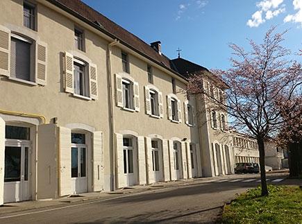 Le Chevalon - Institut de Formation Professionnelle et de Rééducation Pôle Enfance/Jeunesse - 38 APF France handicap