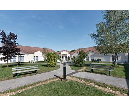 Etablissement d'Hébergement pour Personnes Agées Dépendantes - 39110 - Salins-les-Bains - Colisée - Résidence Artémis