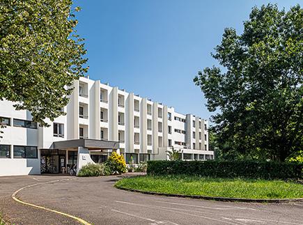 Centre de Soins de Suite - Réadaptation - 40990 - Saint-Paul-lès-Dax - Korian - Clinique Napoléon