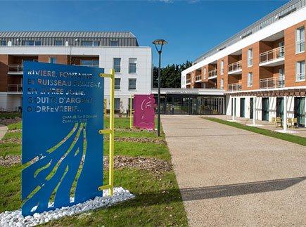Résidences avec Services - 41000 - Blois - Domitys Les Comtes de Sologne - Résidence avec Services