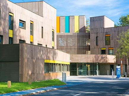Centre de Soins de Suite - Réadaptation - 41600 - Lamotte-Beuvron - Institut Médical de Sologne LNA Santé