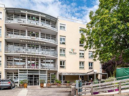 Etablissement d'Hébergement pour Personnes Agées Dépendantes - 42000 - Saint-Étienne - Korian Villa Janin
