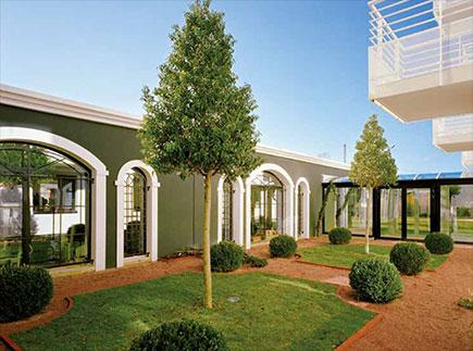 Centre de Soins de Suite - Réadaptation - 42270 - Saint-Priest-en-Jarez - SSR Le Clos Champirol  LNA Santé