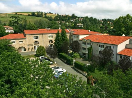 Etablissement d'Hébergement pour Personnes Agées Dépendantes - 42350 - La Talaudière - EHPAD Résidence La Talaudière