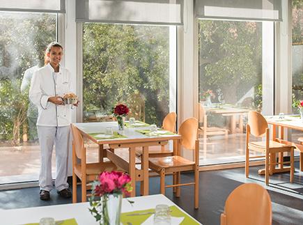 Centre de Soins de Suite - Réadaptation Spécialisé - 43400 - Le Chambon-sur-Lignon - Korian - Clinique Le Haut Lignon