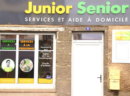 Services d'Aide et de Maintien à Domicile - 43350 - Saint-Paulien - Junior Senior - Haute-Loire