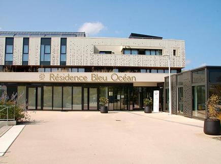 Etablissement d'Hébergement pour Personnes Agées Dépendantes - 44130 - Blain - EHPAD Isac de Rohan/Site Bleu Océan