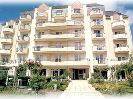 Etablissement d'Hébergement pour Personnes Agées Dépendantes - 44505 - La Baule-Escoublac - EHPAD Maison de Retraite Résidence Quietus