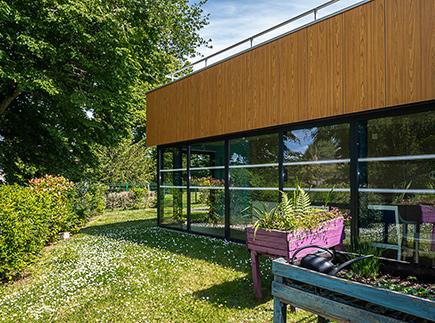 Etablissement d'Hébergement pour Personnes Agées Dépendantes - 44000 - Nantes - Korian Le Ranzay