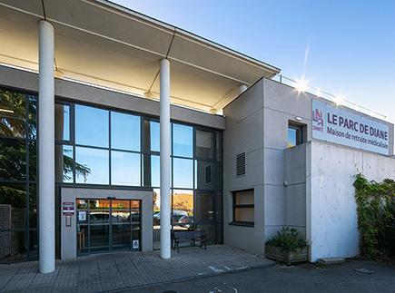 Etablissement d'Hébergement pour Personnes Agées Dépendantes - 44200 - Nantes - Le Parc de Diane LNA Santé