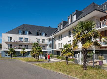 Etablissement d'Hébergement pour Personnes Agées Dépendantes - 44500 - La Baule-Escoublac - EHPAD Korian Les Corallines