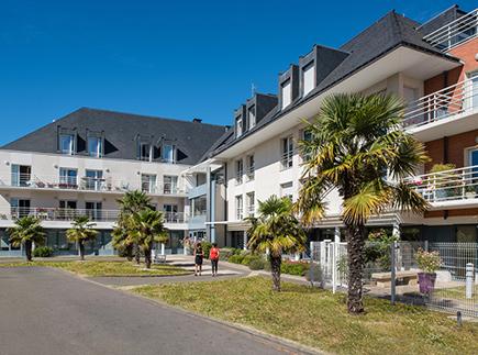 Etablissement d'Hébergement pour Personnes Agées Dépendantes - 44500 - La Baule-Escoublac - Korian Les Corallines