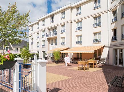 Etablissement d'Hébergement pour Personnes Agées Dépendantes - 44000 - Nantes - Korian Bois Robillard